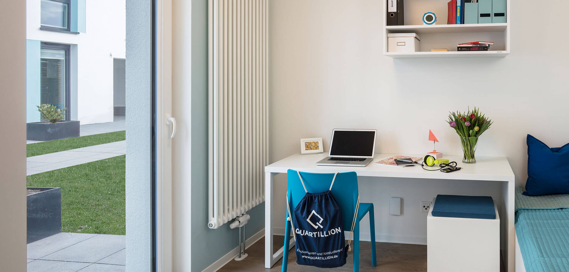 Quartillion Köln - Premium Apartment